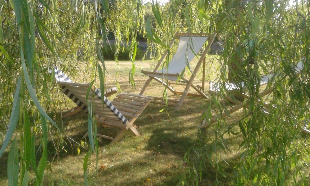 Aire camping-car à Saint-Pierre-Langers (50530) - Photo 7